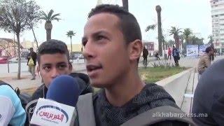 شاهد رأي المغاربة في فضيحة حنان الخضر ! hanan lakhdar