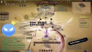 getlinkyoutube.com-Black Desert Online Awaken sorcerer PVP by KR server 크르릉 Guild Master Rowlan.