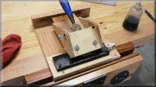 getlinkyoutube.com-Building The Sharpening Jig