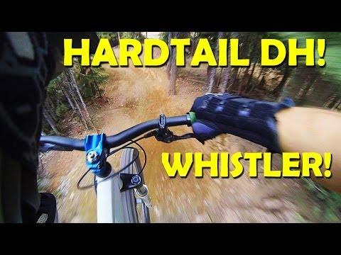Hardtail Freeride MTB - Whistler Bike Park