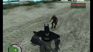 getlinkyoutube.com-Batman vs el chupacabras (gta san andreas)