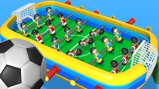getlinkyoutube.com-TuTiTu (ТуТиТу) Игрушки | Настольный футбол