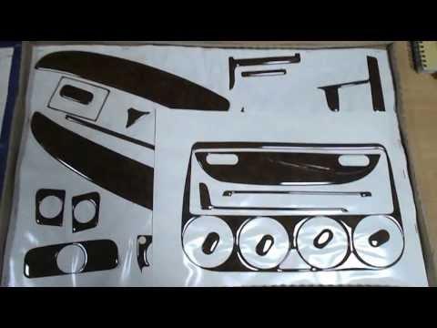 Описание декора Opel Omaga B (93-00)