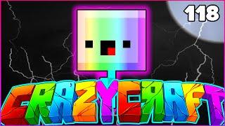 "getlinkyoutube.com-Minecraft CRAZY CRAFT 3.0 SMP - ""THE LEGENDARY GIFT"" - Episode 118"