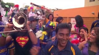 Sri Lanka Cricket song- Nalin Fernando of Nalin  &The Star Combination