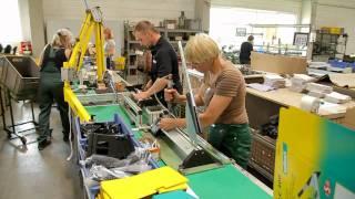 getlinkyoutube.com-wolfcraft production plant Slovakia - english version