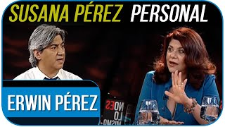 Susana Pérez, entrevistada por Erwin Pérez - Miami, Febrero 2013
