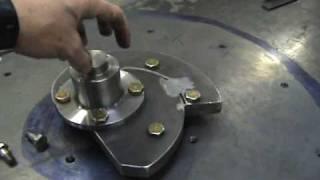 getlinkyoutube.com-Creative Metal Works Scroll Bender 1 of 2