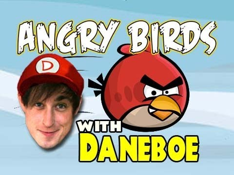 Angry Birds #29: Annoying Orange vs Angry Birds!!!
