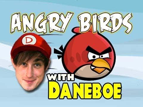 Angry Birds #29: Annoying Orange vs Angry Birds!!!