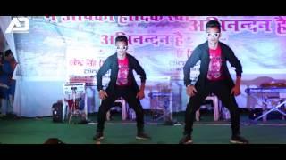 getlinkyoutube.com-Latest Robotic Dance । Vikram Bora । Jauljibi Mela 2015 Uttarakhand
