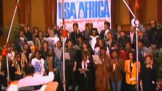 getlinkyoutube.com-Michael Jackson USA FOR AFRICA We Are The World 30 TH Remastered (Full Screen) HD1080p DTS