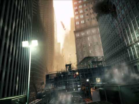Crysis 2: &quot;Second Chance&quot; Cinematic (1080p HD)