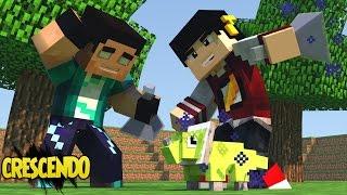 getlinkyoutube.com-Minecraft: DINOCRAFT - POÇÃO DE CRESCIMENTO ‹ 19 / AMENIC ›