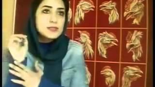 """getlinkyoutube.com-افشاگری آتنا فرقدانی درباره نصب دوربین در """"حمام و دستشویی بند زنان"""" زندان اوین"""
