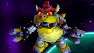 getlinkyoutube.com-Mario Party: Star Rush - All Boss Battle Minigames