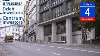 Dzień Inwestora: Pfleiderer Group SA (19.10.2016)