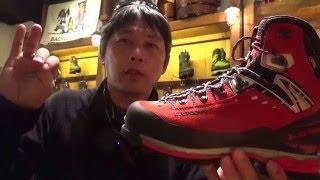 getlinkyoutube.com-LOWA MOUNTAIN EXPERT GTX EVO 冬山登山靴の紹介 BC穂高