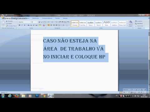 escaneando na HP Deskjet 1510 series