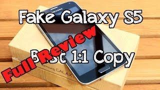 getlinkyoutube.com-FAKE Samsung Galaxy S5 for 100$ ! - 1:1 Copy - HDC S5 - Full Review [HD]