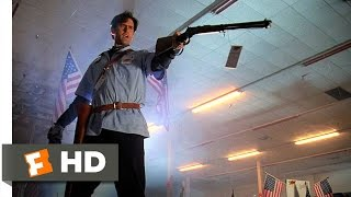 getlinkyoutube.com-Army of Darkness (10/10) Movie CLIP - Hail to the King, Baby (1992) HD
