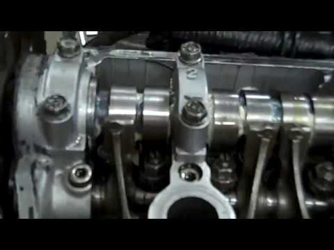 1995 Suzuki Sidekick Camshaft Timing