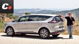 getlinkyoutube.com-Renault Espace | Prueba / Análisis / Test / Review en español | coches.net