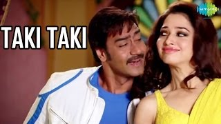getlinkyoutube.com-Taki Taki Official Song Video | HIMMATWALA | Ajay Devgn | Tamannaah