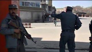 وقوع حملات متعدد در پایتخت افغانستان