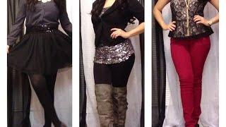 getlinkyoutube.com-3 ideas de outfits para Navidad oh Año Nuevo