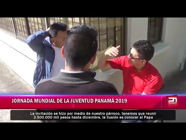 Jornada mundial de la juventud Panamá 2019