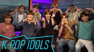 NCT 127 Tries Out Iconic New York City Foods! | Access