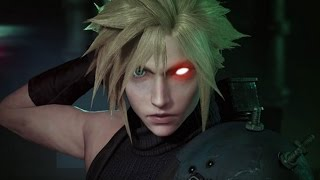 getlinkyoutube.com-Final Fantasy 7 Remake: Things We Learned About The Battle System