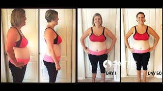 getlinkyoutube.com-21 Day Fix Results and Transformation - Bye Bye Mommy Belly!!