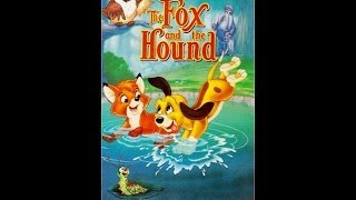Digitized Opening To The Fox And The Hound (UK VHS)