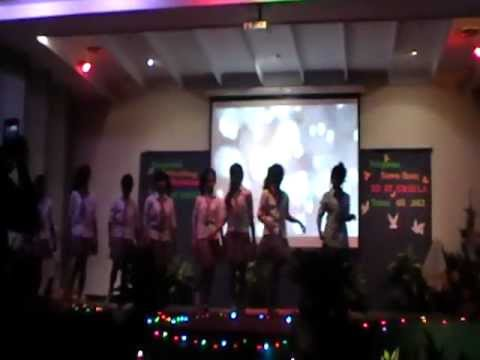 Dance kls 6 SD Santa Ursula (Danira,Tanti CS)