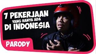 getlinkyoutube.com-7 PEKERJAAN UNIK YG HANYA ADA DI INDONESIA Wkwkwkwk