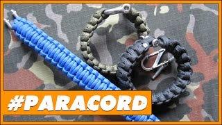 getlinkyoutube.com-Браслет из паракорда плетение кобра
