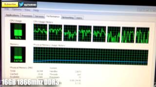 getlinkyoutube.com-4GB vs 8GB vs 16GB System RAM - Single vs Dual Channel