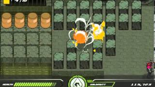 getlinkyoutube.com-Ben10 Battle Ready [ Full Gameplay / part 1 ] Level 1 - Wildmutt