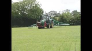 SlurryKat 9 Metre Dribble Bar