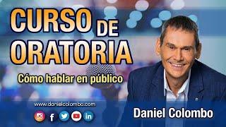 Curso de Oratoria  con Daniel Colombo
