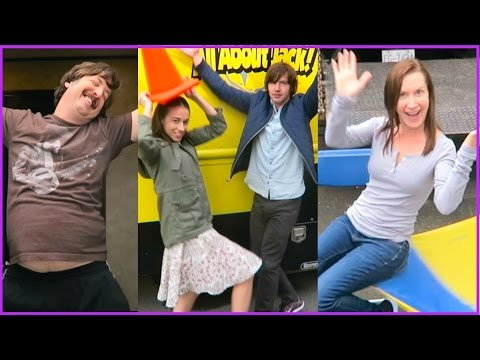CAN'T STOP THE FEELING! - 'Haters Back Off' Dance Party