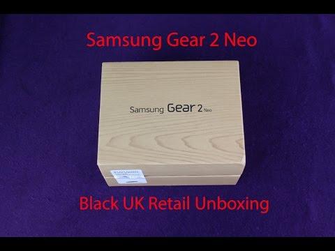 فتح صندوق ساعه سامسونج الذكيه جير2 نيو | Samsung Gear ™ 2 Neo