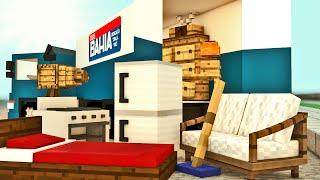 getlinkyoutube.com-Minecraft: A Fazenda - Comprando na Casas Bahia