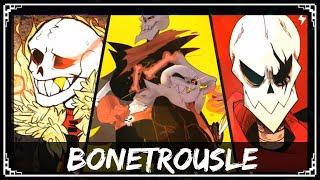[Undertale Remix] SharaX - Bonetrousle