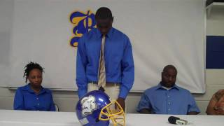 getlinkyoutube.com-Justin Coleman Commits to the Tennessee Volunteers