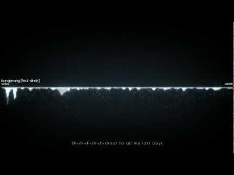 """[Lyrics] Skrillex - """"Bangarang [feat sirah]"""" [1080P]"""