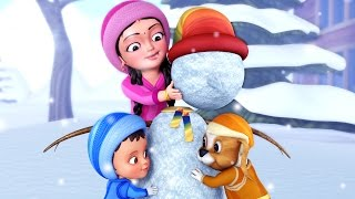 getlinkyoutube.com-सर्दी आई हैं | Hindi Rhymes for Children | Infobells