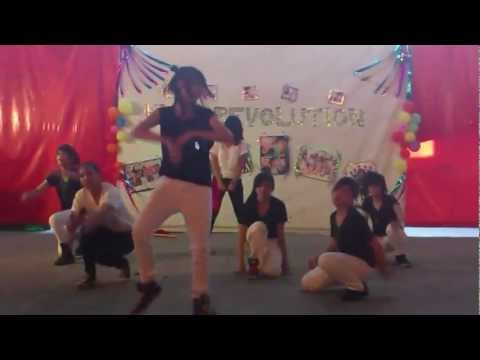 Top Angels - Nillili Mambo (Block B) @Kpop Revolution 2012